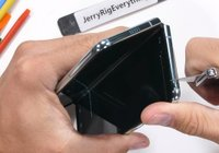 Video: Samsung Galaxy Fold gaat nog steeds snel stuk