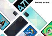 Samsung Galaxy A71 met viervoudige camera en krachtige specificaties nu te koop in Nederland