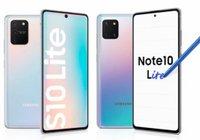 Samsung onthult Galaxy S10 Lite en Note 10 Lite: zoveel gaan ze kosten