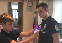 Video: Face ID herkent zowel jongere als oudere broer