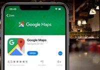 Met menukaarten in Google Maps kun je straks thuis al watertanden