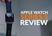 Video: Bekijk onze videoreview van de Apple Watch Series 5