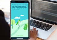 5 iOS-apps waarmee je programmeren zo onder de knie krijgt