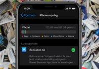 Zo ruim je iOS-apps op zonder belangrijke gegevens te verwijderen