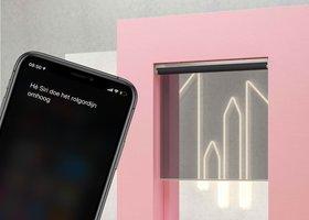 Deze slimme IKEA-rolgordijnen bedien je met je iPhone en Siri – update