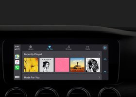 Patent: Apple ontwikkelt slimmere versie van CarPlay