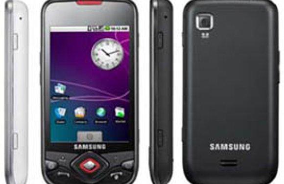 Samsung Galaxy Spica: gelekte rom voor Android 2.1