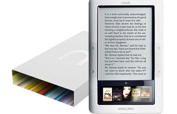 Nook van Barnes & Noble Review: samenvatting