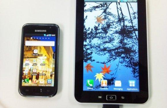 Samsung vraagt ontwikkelaars apps aan te passen voor nieuwe Android-tablet