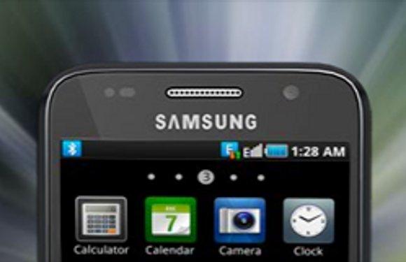 Samsung Galaxy S: één miljoen keer verkocht in VS