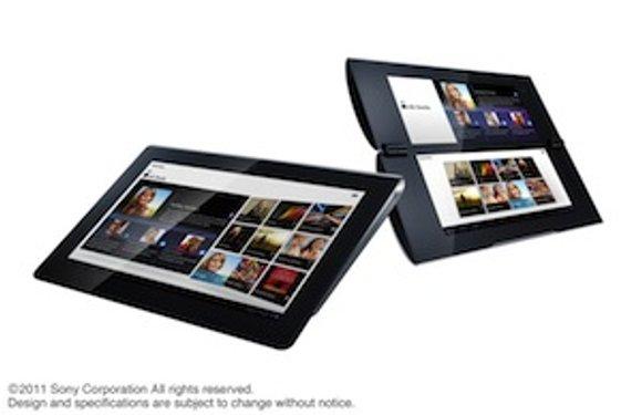 Sony presenteert twee nieuwe Android-tablets