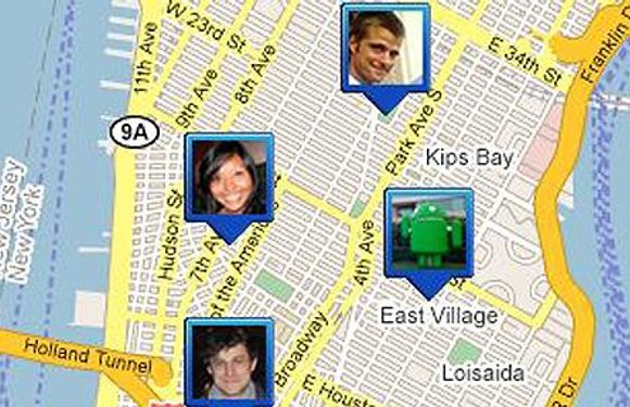 Google verzamelt ook locatiegegevens van gebruiker (update)