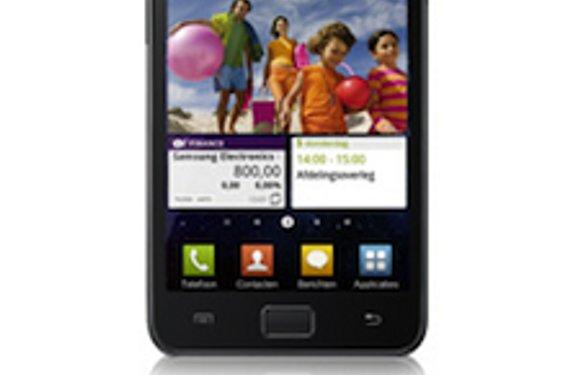 Samsung Galaxy S II I9101 opgedoken