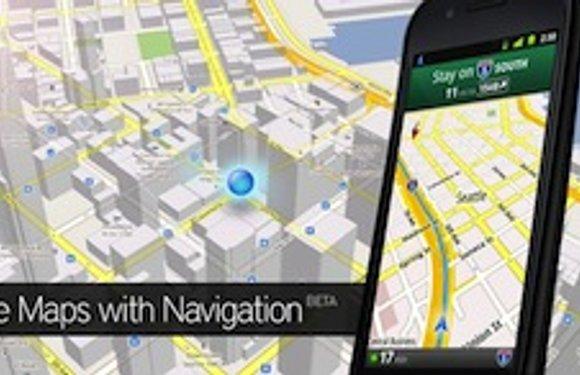 Google Maps voor Android krijgt aanpassingen voor Places, Latitude en OV