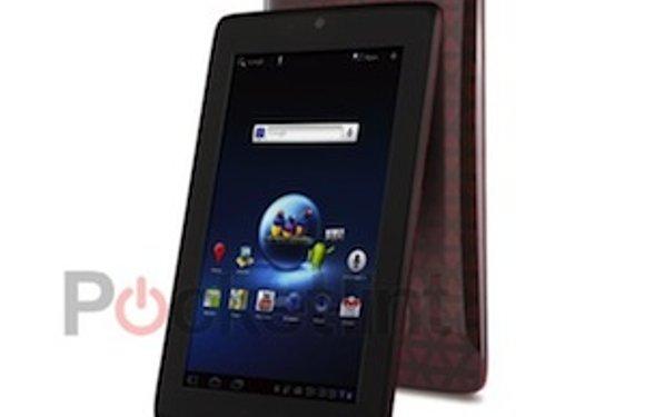 ViewSonic ViewPad 7X: eerste 7-inch Android-tablet met Honeycomb