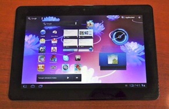 Opvolger Olivetti OliPad: Honeycomb 3.1 en gemiddelde specs