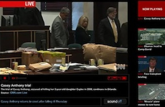 CNN Live Broadcast: kijk live CNN-beelden via je Android-toestel