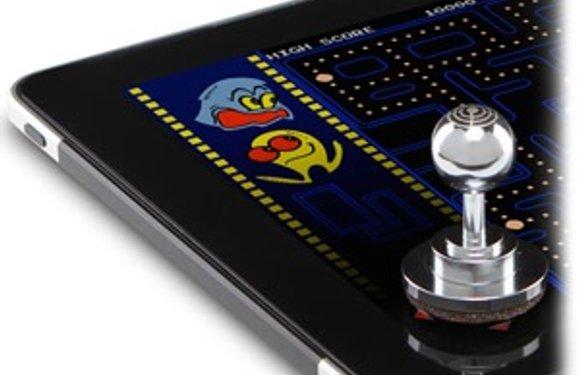 JOYSTICK-IT: een echte joystick voor je Android-tablet