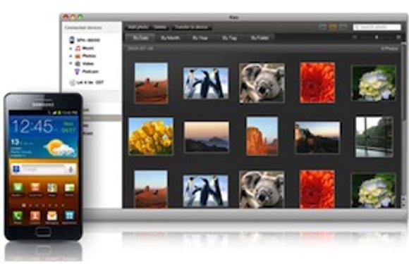 Samsung Kies-software nu ook voor de Mac