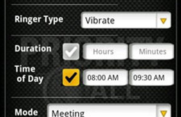 Priority Call Filter voor Android: alleen telefoontjes van bepaalde mensen