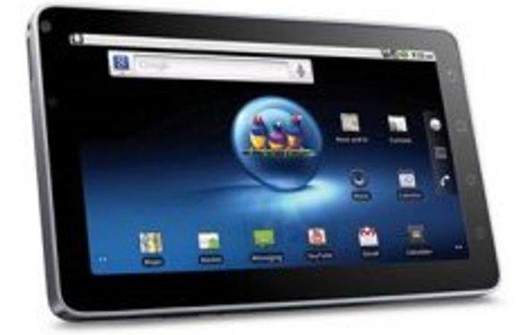 iBood: ViewSonic ViewPad 7 vandaag voor 159 euro