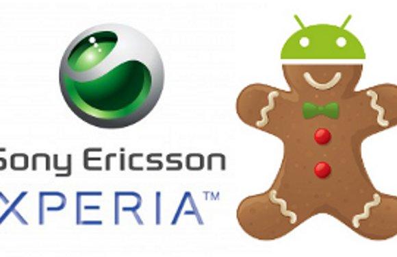 Alle Sony Ericsson Xperia-telefoons van 2011 krijgen Android 2.3.4