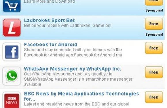 GetJar voegt de beste 50.000 gratis apps van de Android Market toe