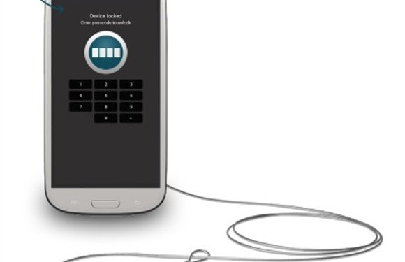 JackLock beveiligingskabel voor Android Review