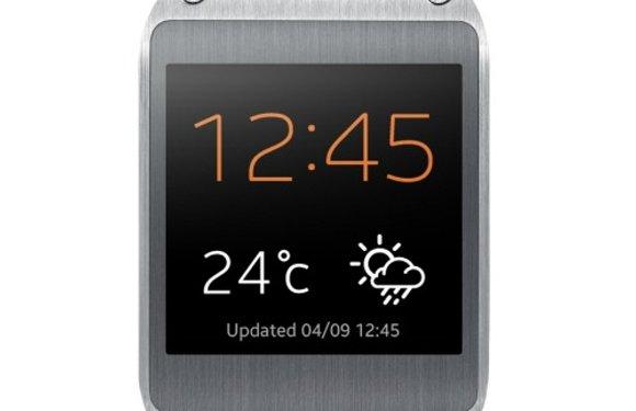 'Samsung werkt al aan Galaxy Gear 2'