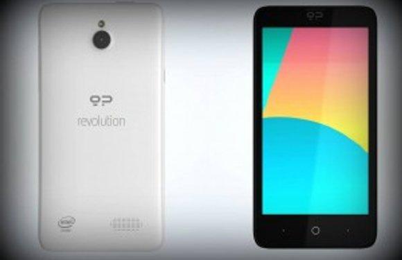 Dualboot-smartphone Geeksphone Revolution reserveren vanaf nu mogelijk