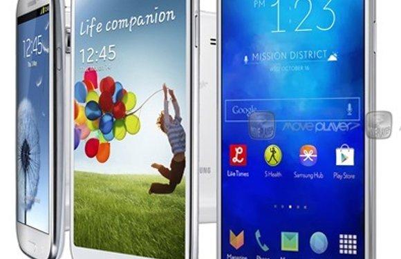 'Vingerafdrukscanner van Galaxy S5 is geïmplementeerd in homeknop'