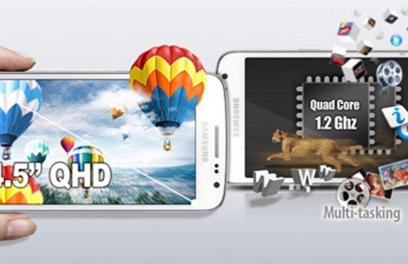 Samsung lanceert Galaxy S3 Slim in opkomende markten