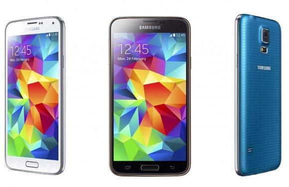 Galaxy S5 unboxing: maak kennis met de verpakking van het Samsung-toestel