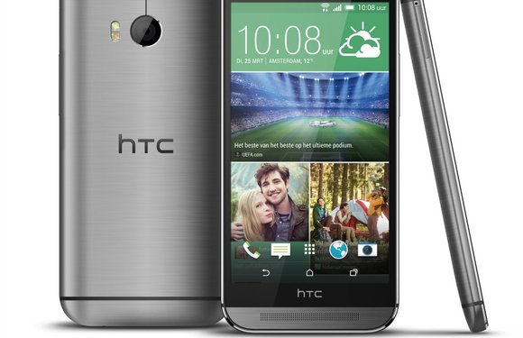 HTC One (M8) 4 april beschikbaar: 5 inch full-hd, Snapdragon 801 en KitKat