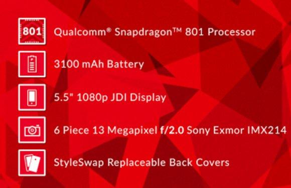 Goedkope OnePlus One krijgt dezelfde processor als de Galaxy S5