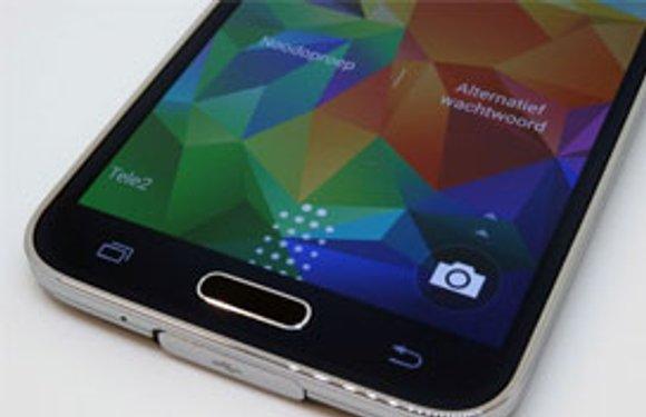 Galaxy S5 update maakt camera sneller en vingerafdrukscanner nauwkeuriger