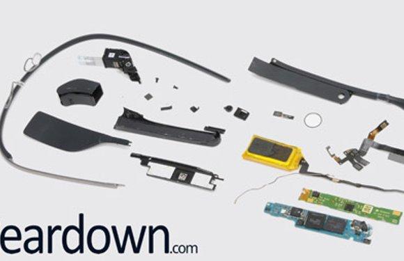 'Google Glass kost maar 80 dollar om te maken'