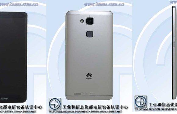 Foto: dit is de gigantische Ascend Mate 7 van Huawei