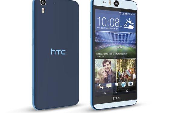'Updateschema HTC voor Android Lollipop uitgelekt'
