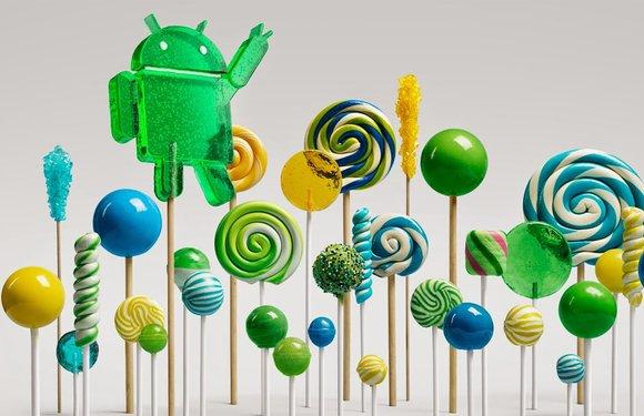 Overzicht: deze toestellen krijgen de Android Lollipop update