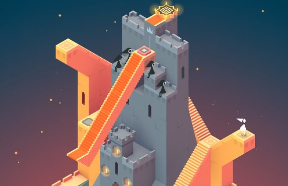 House of Cards maakt indiegame Monument Valley weer enorm populair