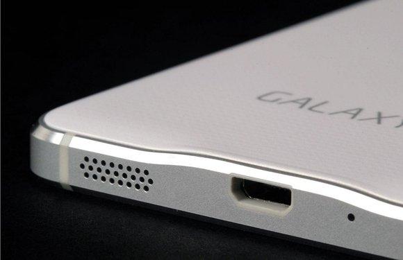 'Samsung Galaxy S6 wordt tijdens MWC 2015 onthuld'
