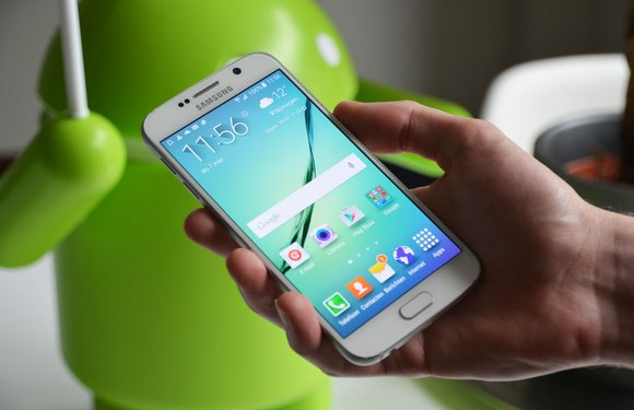 Samsung Galaxy S6 (Edge) update maakt vingerafdrukscanner accurater