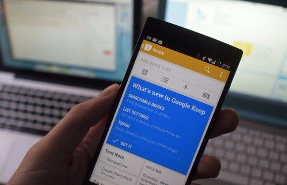 Tip: Lijstjes delen en samen beheren in Google Keep