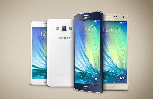 Samsung kondigt Galaxy A (2017)-serie aan op 5 januari