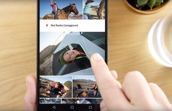 Google Foto's krijgt reageersectie en geeft slimme fotosuggesties