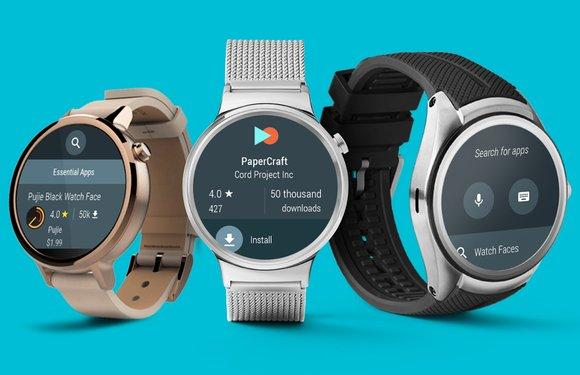 Google geeft voorlopige versie Android 8.0-update voor wearables vrij