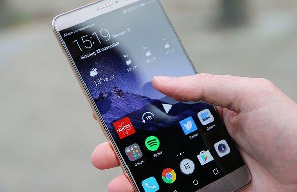 Android 8.0-update voor Huawei Mate 9 in december beschikbaar