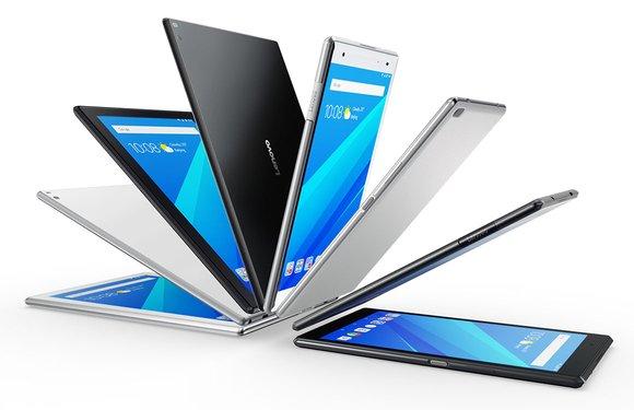 Lenovo kondigt goedkope tablets aan met vlotte specs