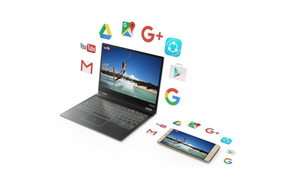 Lenovo presenteert Yoga A12: 2-in-1-notebook met Android
